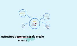 estructuras economicas de medio oriente