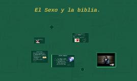 El Sexo y la biblia.