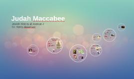 Yehuda Maccabee