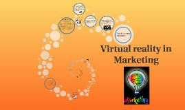 Realidad virtual en el Marketing