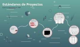 Estándares de Gerencia de Proyectos