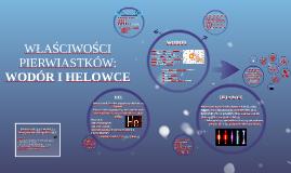 HELOWCE I WODÓR