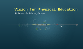 Vision for Physical Education