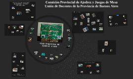 Copy of Comisión Provincial de Ajedrez y Juegos de Mesa