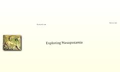 Exploring Mesopotamia
