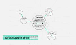 Theory Lesson: Advanced Rhythm
