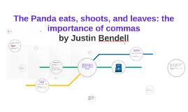 The Panda eats, shoots, and leaves: the importance of commas