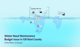 Copy of Winter Road Maintenance Budget Crisis