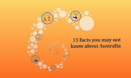 15 facts you may not know about Australia