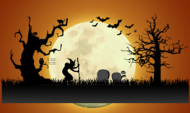 Copy of Halloween Prezi Template