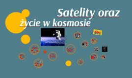 Satelity i życie w kosmosie
