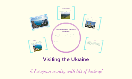 The Ukraine