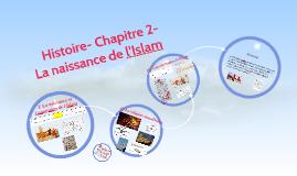Histoire- Chapitre 2-