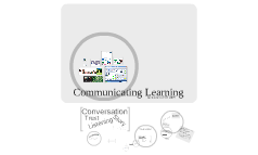 Communicating a Learning Vision