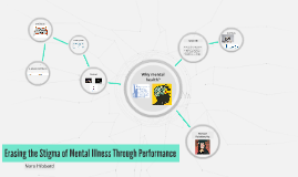 Erasing the Stigma of Mental Health Through Performance