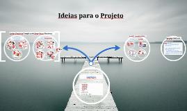 Ideias para o Projeto