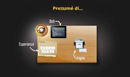 Prezumé per i Cosmopoliti Digitali: DS Alessandra Patti