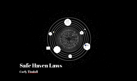 Safe Haven Laws