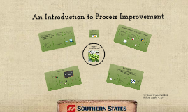 Introduction to Process Improvement at SSC - Short