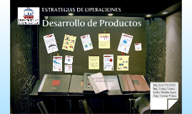 Copy of Desarrollo de Productos