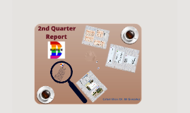 2nd Quarter Report