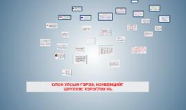 Copy of ОЛОН УЛСЫН ГЭРЭЭ, КОНВЕНЦИЙГ
