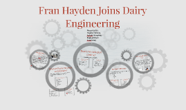 fran hayden joins dairy engineering case analysis Register and add content to your list start adding content to your list by clicking on the star icon included in each card.
