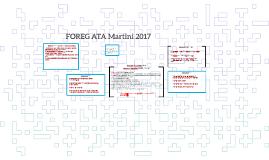 FOREG Martini 2017