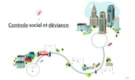 9 Controle social et déviance