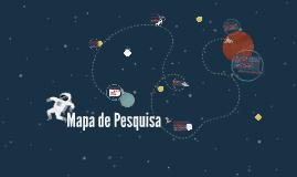 Mapa de Pesquisa