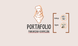 Portafolio: Makarena Kramcsák