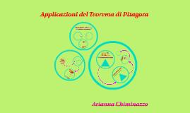 Applicazione del Teorema di Pitagora...