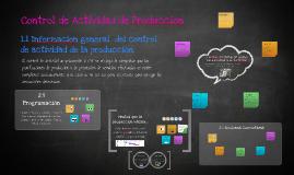 Copy of control de Actividad de Produccion