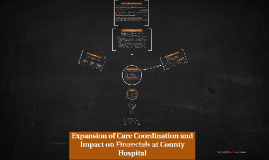 Expansion of care coordination and impact on financials at C