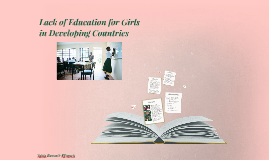 Lack of Education for Girls