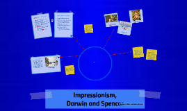 Impressionism, Darwin and Spencer