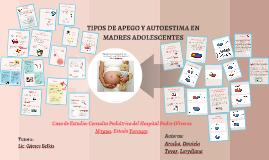 Copy of TIPOS DE APEGO Y AUTOESTIMA EN MADRES ADOLESCENTES
