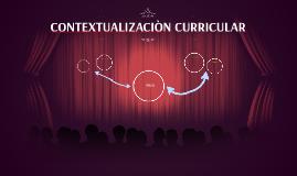 Copy of CONTEXTUALIZACIÒN CURRICULAR
