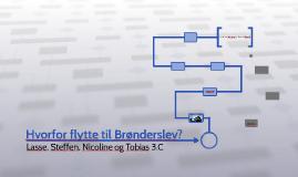 Hvorfor flytte til Brønderslev?