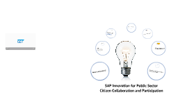 PS Innovation - Citizen Collaboration and Participation