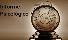 Copy of informe Psicologico