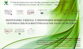 4º Ciclo de Conferencias sobre Estudios Latinoamericanos (IA