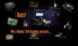 Mrs. Hawks' 3rd Graders present...