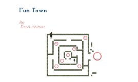 My Own Town (Shapes,And More)