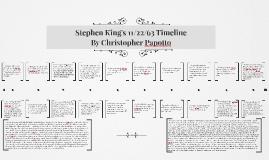 11/22/63 timeline