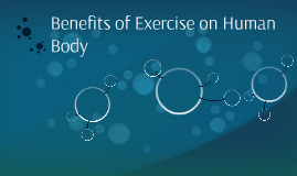 Benefits of Exercise on Human Body