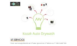 Kozak Auto Drywash