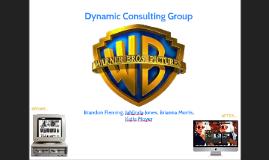 Copy of Warner Brothers Presentation