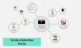 The Father Of Ambient Music Brian Eno By Chase Mcguire On Prezi