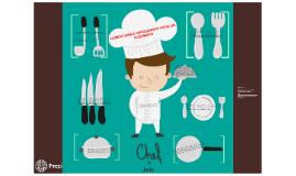 Condiciones necesarias para un cocinero
